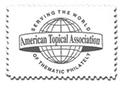 """Somos miembros de """"American Topical Association [EN]."""