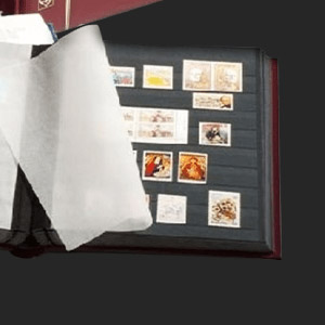 Stamp collecting material - Albums and binders