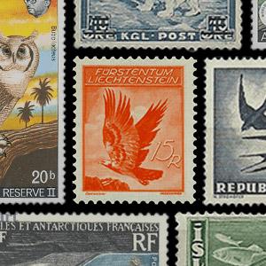 Sammelbereich - Briefmarken - Tierwelt & Fauna