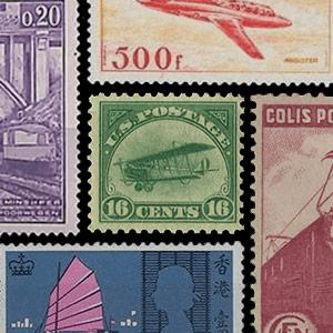 Sammelbereich - Briefmarken - Verkehr & Transport