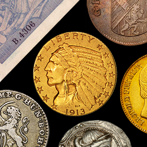 Coins & Banknotes