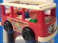 Spielzeug und Figuren
