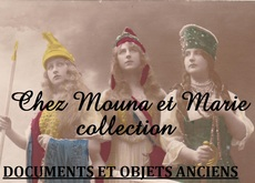 CHEZ MOUNA ET MARIE