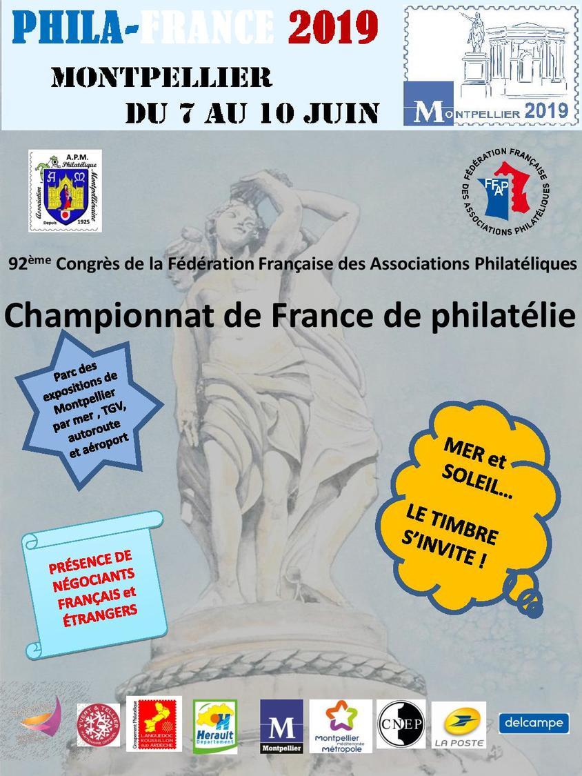Phila-France 2019 Montpellier