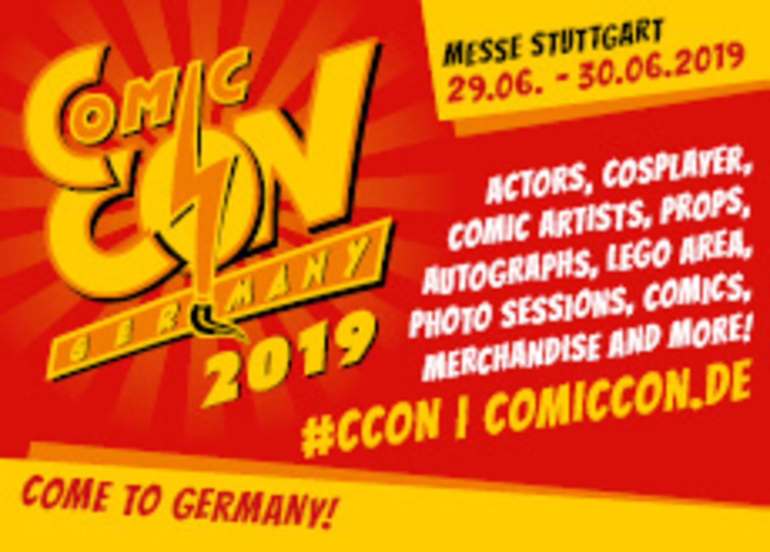 Comic Con Germany
