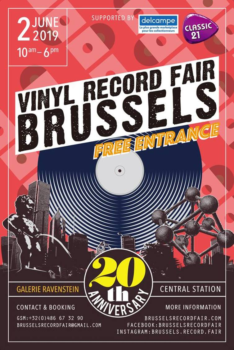 Brussels Record Fair