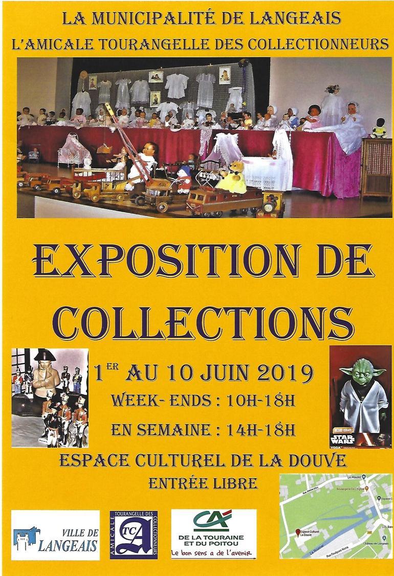 Exposition De Collections