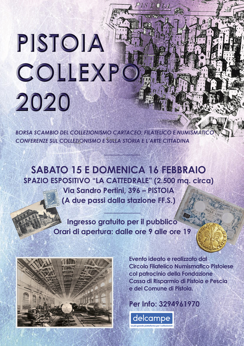 Pistoia Collexpo 2020