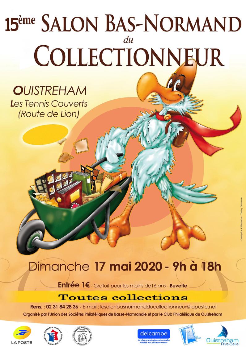 15ème Salon Des Collectionneurs De Ouistreham