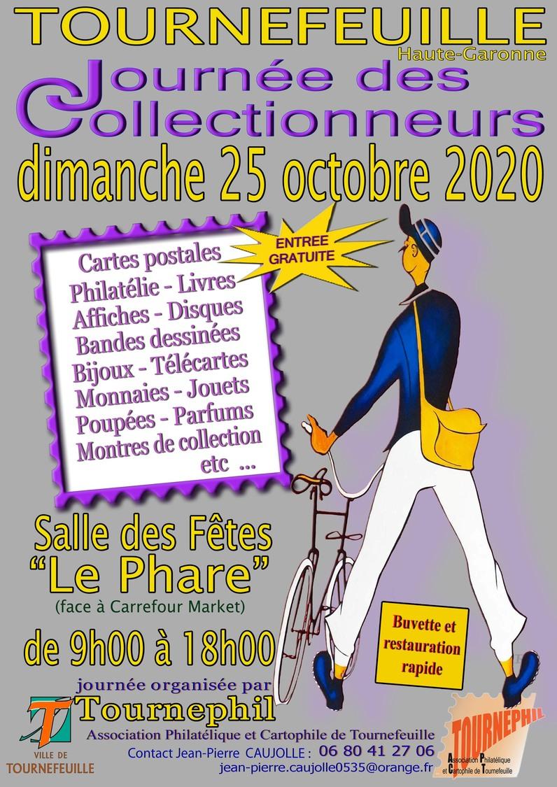 Bourse Multicollections De Tournefeuille - TOURNEPHIL
