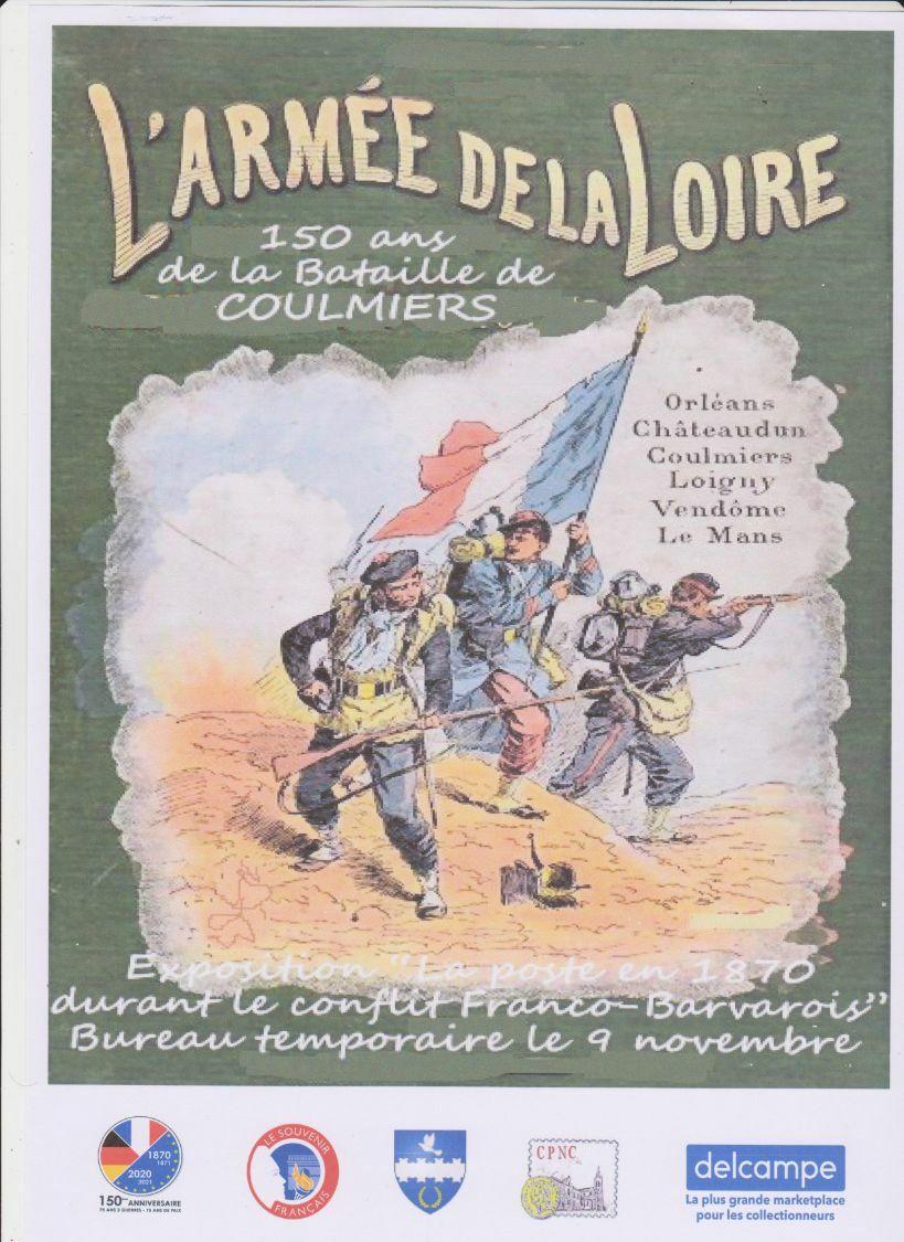 Sesquicentenaire De La Bataille De COULMIERS Le 9 Novembre 1870