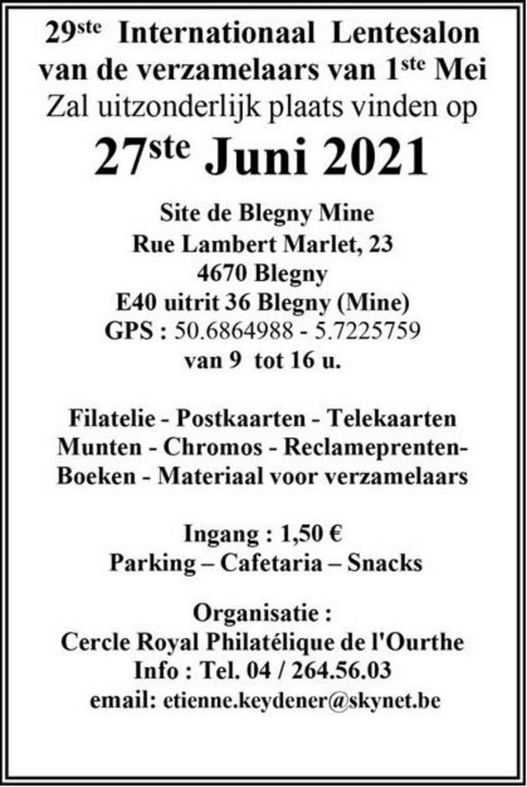 29ème Salon International Du Printemps Des Collectionneurs