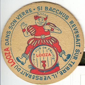 SB Looza (Bacchus) - Sous-bocks