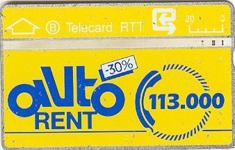 TC Belgique Auto Rent - Autos