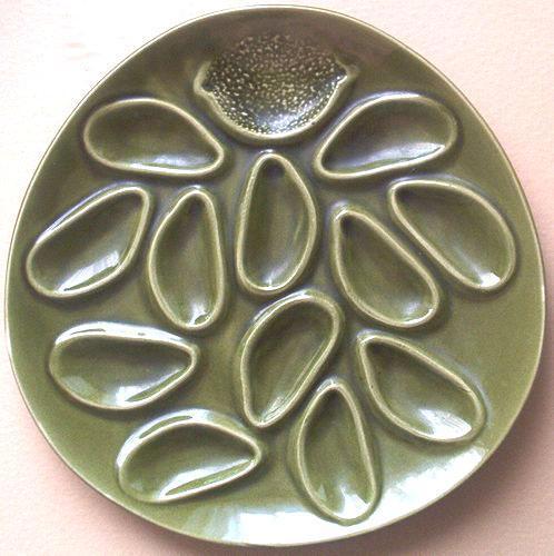 NIDERVILLER - Assiette A Moules / Mussel Plate / Mosselbord - Niderviller (FRA)
