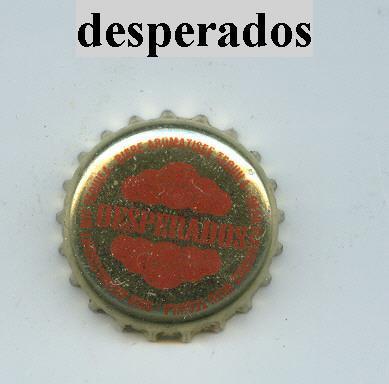 Bierre Desperados - Bier