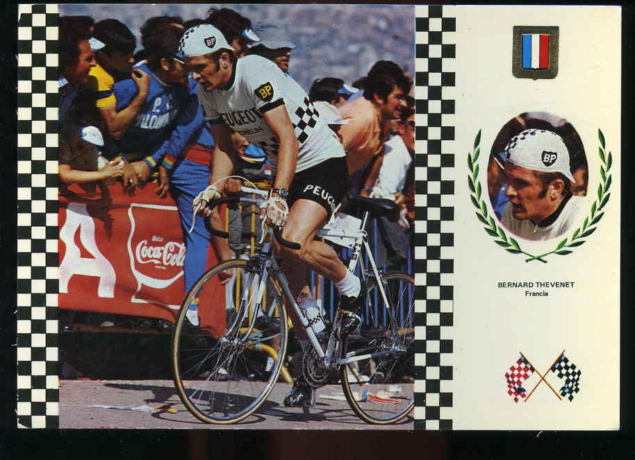 France Bernard Thevenet - Cyclisme