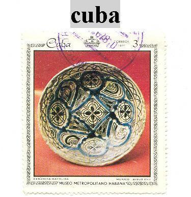 Timbre De Cuba - Cuba