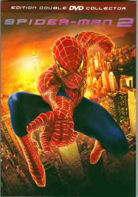 DVD Collector - Action - Spiderman 2 - DVDs