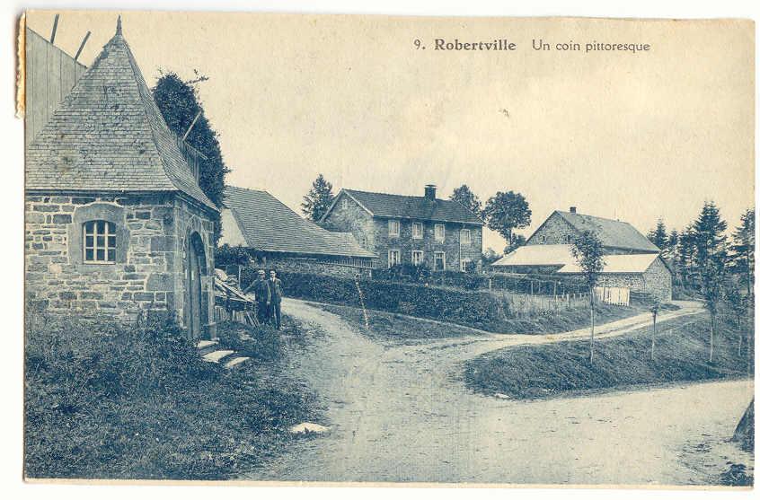 3415 - Roberville  Un Coin Pittoresque - Waimes - Weismes