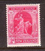 New Zealand 166  * - Unused Stamps