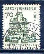 Berlin, Yvert No 224A - Oblitérés