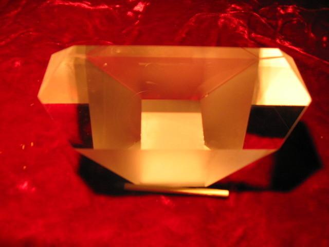 AMICI  PRISM 65 MM  HQO = HIGH QUALITY OPTICS * - Prisms