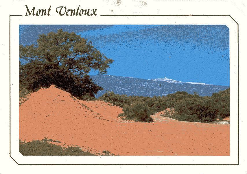 Bedoin (84) Mont Ventoux - Ohne Zuordnung