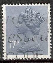 GRANDE BRETAGNE - 1983  - ELISABETH II - YVERT & TELLIER N° 1077a OBLITERE(S) - 1952-.... (Elizabeth II)