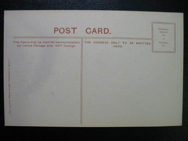 LONDON  THE HORSE GUARDS  WHITEHALL  CARD FROM  1906 - Other