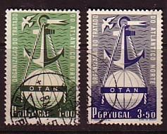 PGL - PORTUGAL N°760/61 - 1910 - ... Repubblica