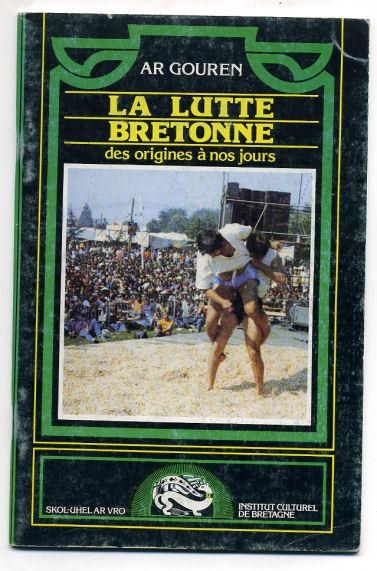 Bretagne, Lutte Bretonne - Bretagne