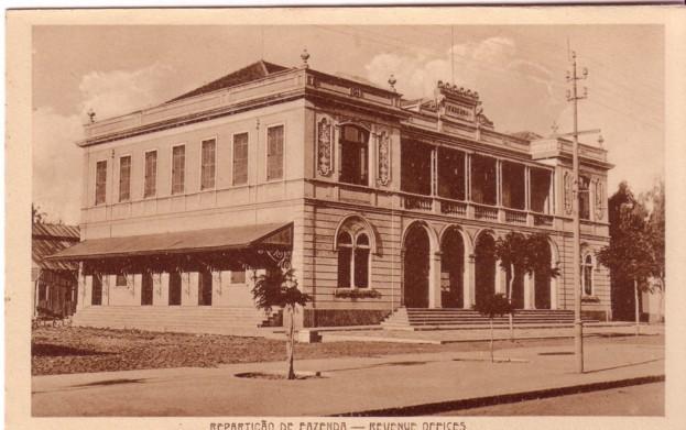 - MOZAMBIQUE - LOURENCO MARQUES - REVENUE OFFICES (039) - Mozambique