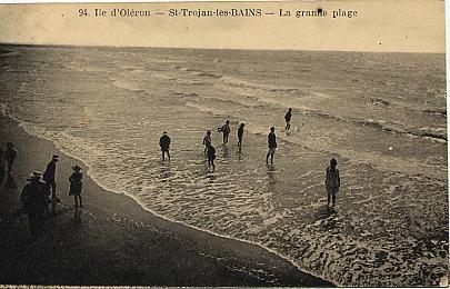 Saint Trojan     Foret N 170  Plage N 94    Lot De  Deux - Ile D'Oléron