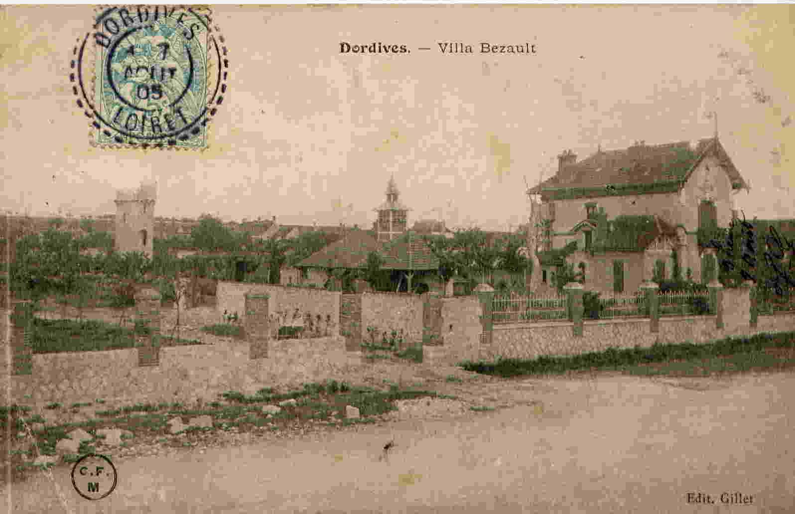 DORDIVES - Villa Bezault - Dordives