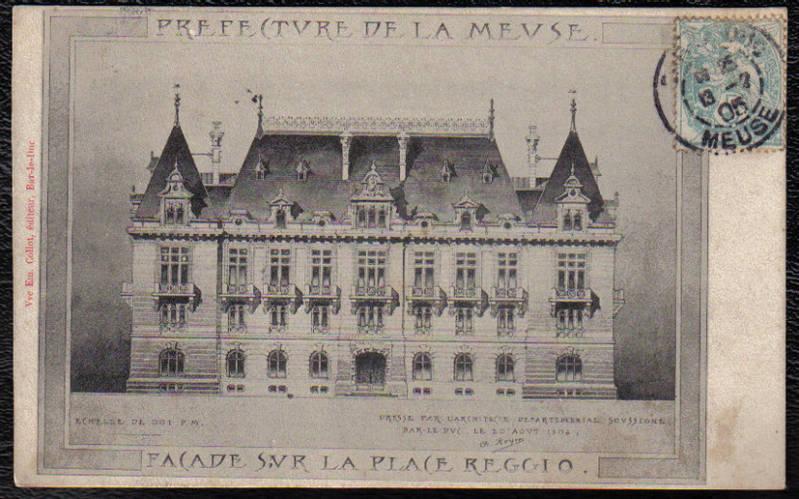 BAR LE DUC - La Préfecture - Bar Le Duc