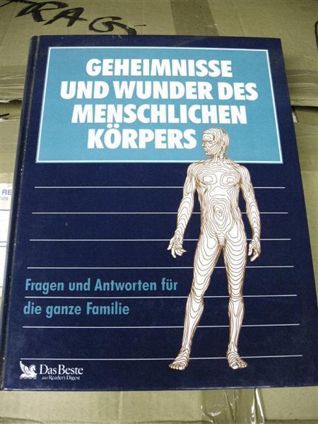 Geheimnisse Und Wunder Des Menschlichen Koerpers - Encyclopédies