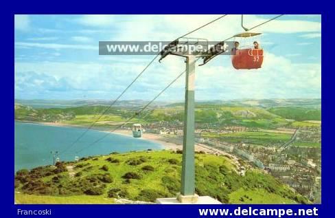 FUNIVIA, Cablecar,Raylway COLWYN BAY-GB-Wales- - Denbighshire
