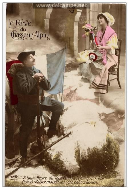Fantaisie  Chasseur Alpin - Fantasia