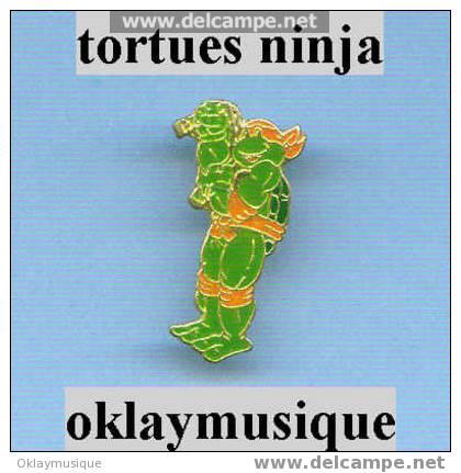 Pin´s Tortues Ninja - Pins