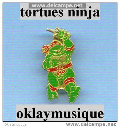 Pin´s Tortues Ninja - Pin's