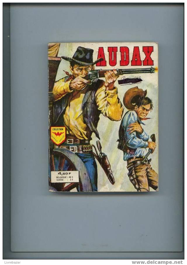 Audax Collection Courage Exploit Recueil N°785 Aredit - Arédit & Artima