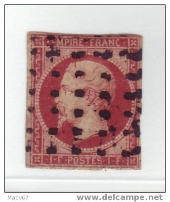 France 21  (o) - 1853-1860 Napoleon III