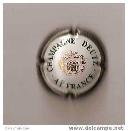 Champagne Deutz N° 30 - Deutz