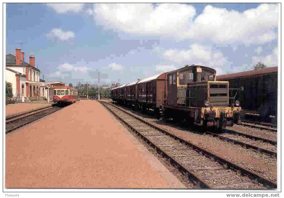¤¤¤ 55 - PAIMPOL (22) -  Réseau Breton . Ligne De Guingamp à Paimpol  ¤¤¤ - Paimpol