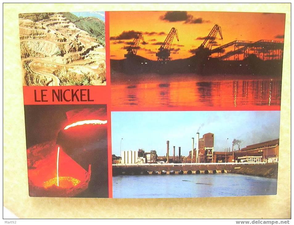 LE NICKEL - Nouvelle Calédonie