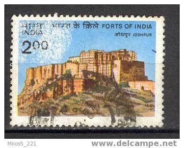 Inde  N° 816   Y&T   Obl - Unclassified