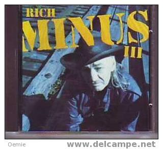 RICH  MINUS  °  III    CD ALBUM - Country & Folk