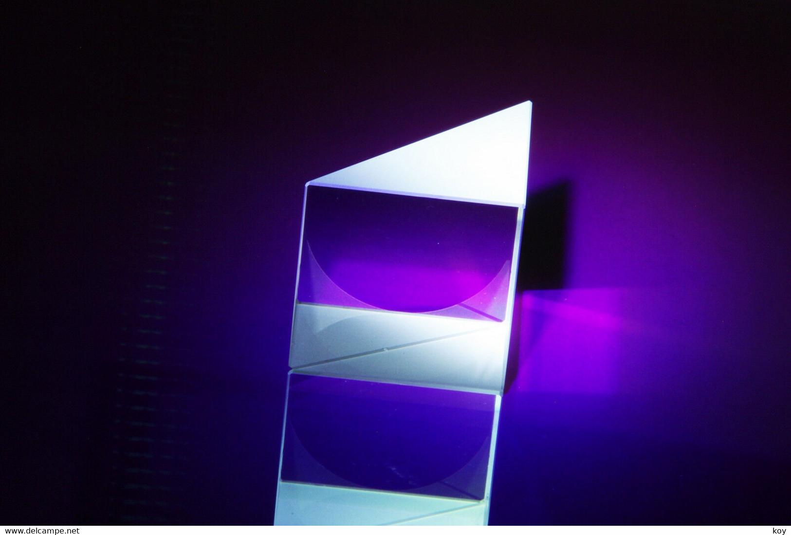 7  MM    90 °  MIKRO - PRISMA  / PRECISION MICRO - PRISM  >> HQO = HIGH_QUALITY_OPTICS * * * - Prismen