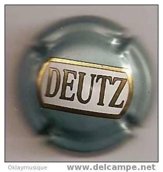 Champagne Deutz N° 23a - Deutz